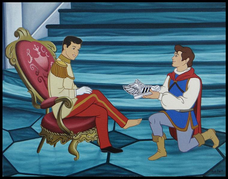Gay Disney Princes