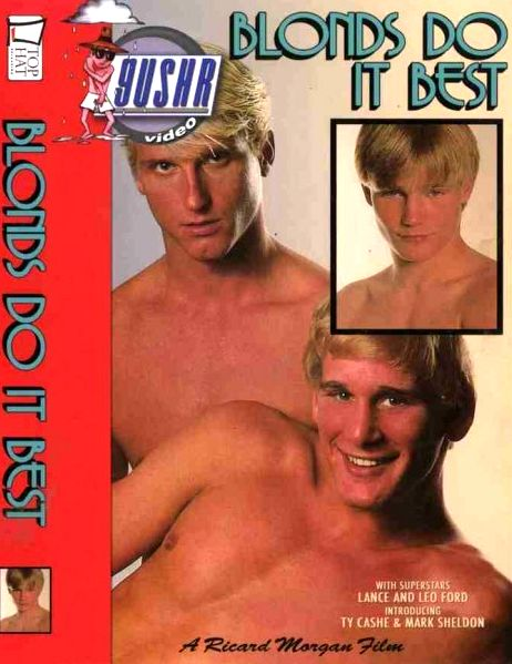 Blonds do it best - DVD cover